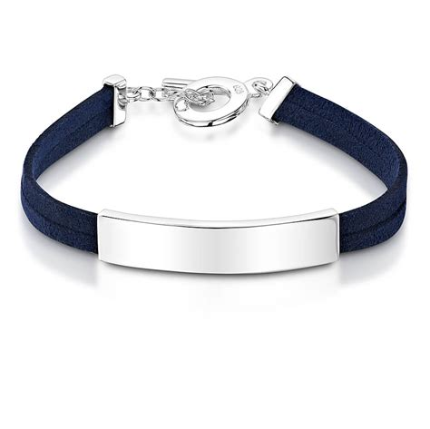identity engraved bracelet navy engravers guild