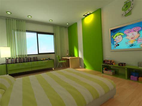 imagenes de recamaras verdes dormitorios para ni 209 os color verde dormitorios con estilo