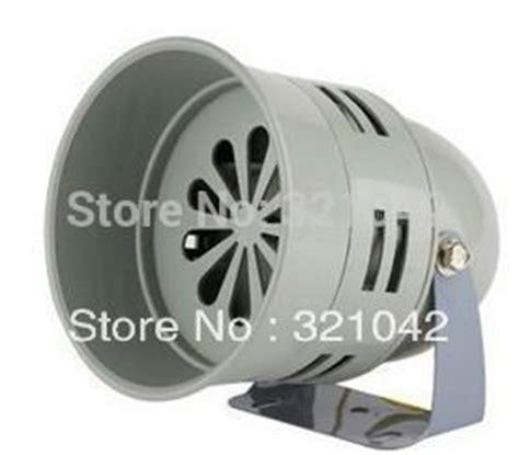 Alarm Sirene 120db Dc 24v Ewig Ms 290 Motor Siren Sirine Ms 290 110v 220v ac 12v 24v dc 120db motor siren buzzer air raid