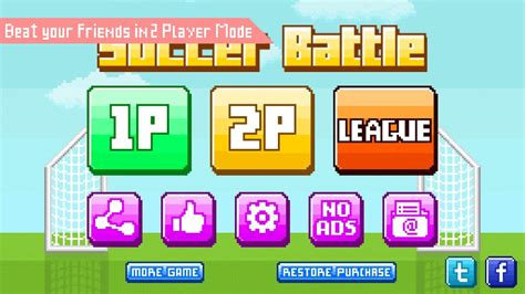 Play A 2 soccer 2 player apk free sports