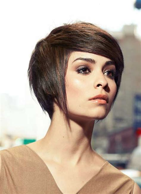 short straight hairstyles with bangs 2013 straight bob with bangs short hairstyles 2016 2017