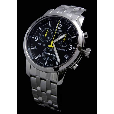 mens tissot watches sale watches for tissot t sport prc200 chronograph