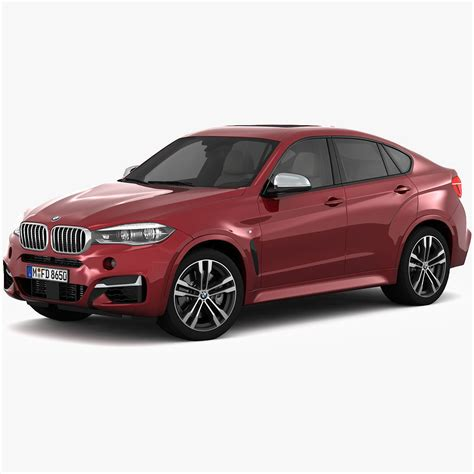 2015 Bmw Models by Bmw X6 M Sport Package 2015 3d Model Max Cgtrader
