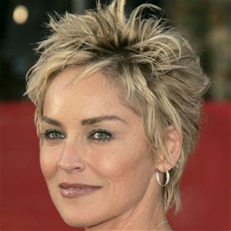 how to do spikey hair for over 50 women short spikey hairstyles for women over 50 short spiky