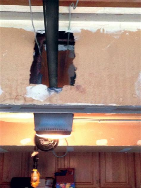 Don T Let The Beam Stand In Your Way Home Inspection Garage Door Support Beam