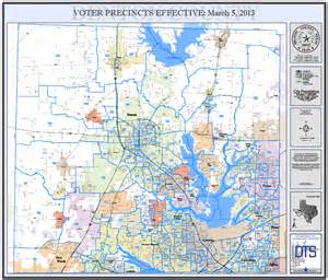denton map denton county tx elections