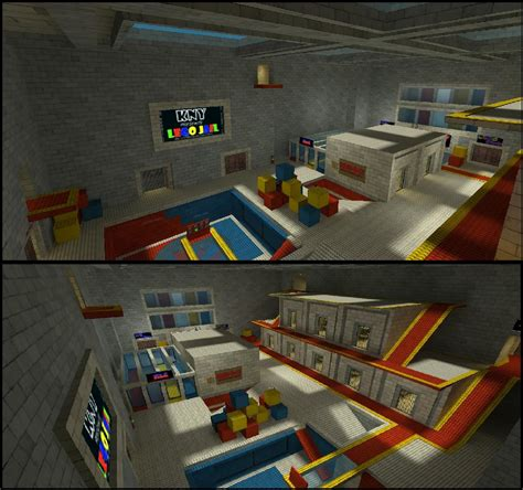 Get On The Balcony by Jb Lego Jail V4 Counter Strike Source Maps