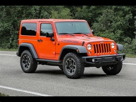 2017 Jeep Wrangler Rubicon Rock 2 Door