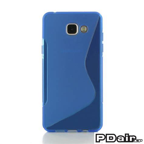 Softcase Samsung A5 1 samsung galaxy a5 2016 soft blue s shape pattern pdair