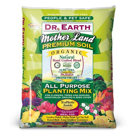 Vigoro Organic Garden Soil by Miracle Gro 0 75 Cu Ft All Purpose Garden Soil 75030430