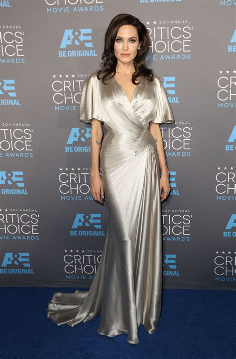 angelina jolie 2015 critics choice movie awards in los critics choice awards red carpet photos of the best and