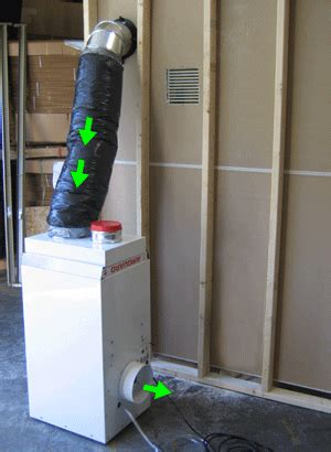 through the wall dehumidifier ducting 183 whole house