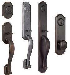 door handles unique front size