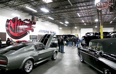Handcrafted Shop - customs the 20 best custom car shops in america