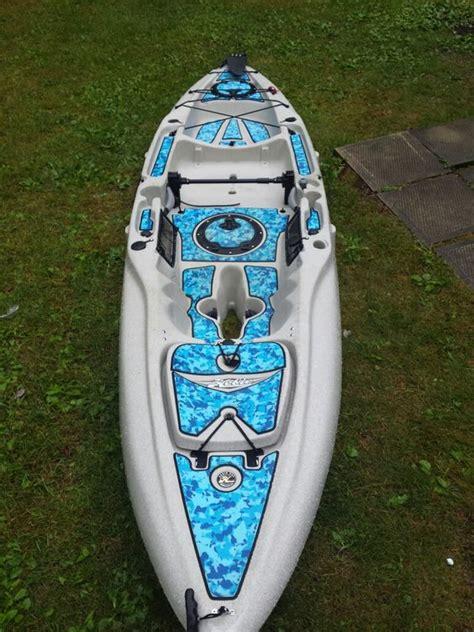 tattoo camo chile hobie outback kayak de peche peche en kayak pinterest