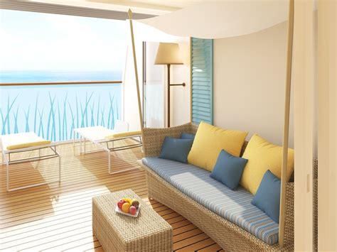 veranda kabine aida perla balkonkabinen der aidaperla kabinenaustattung guide