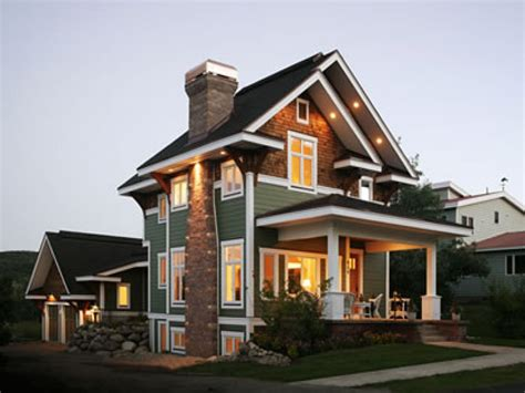 narrow lot craftsman house plans narrow craftsman house plans