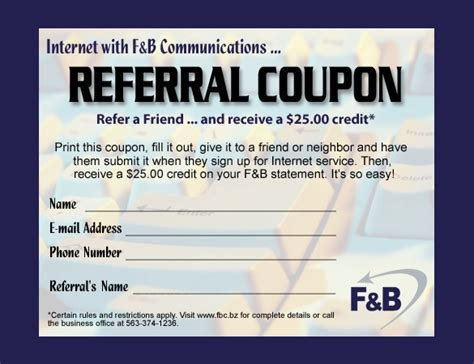 referral card template referral coupon templates 17 free psd ai vector pdf