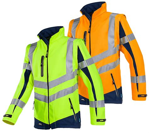 hi vis softshell cycling jacket collection of hi vis jackets best fashion trends and models