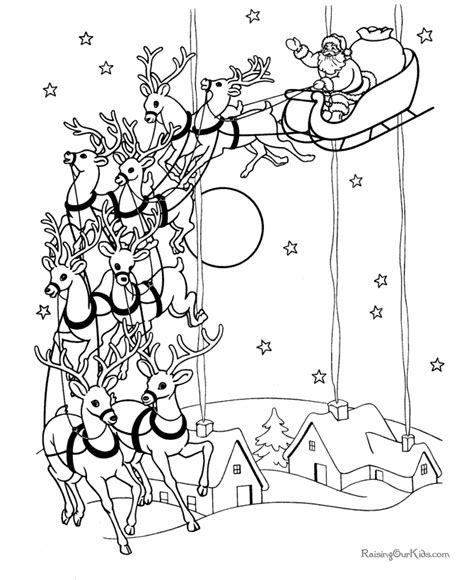 free christmas coloring pages santa claus santa claus christmas coloring pages 024