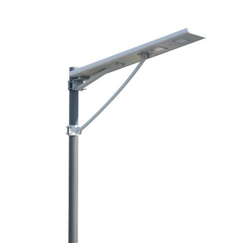 solar powered pole lights powerpro 25 watt pole mounted solar powered led walkway