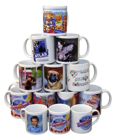 photos on mugs
