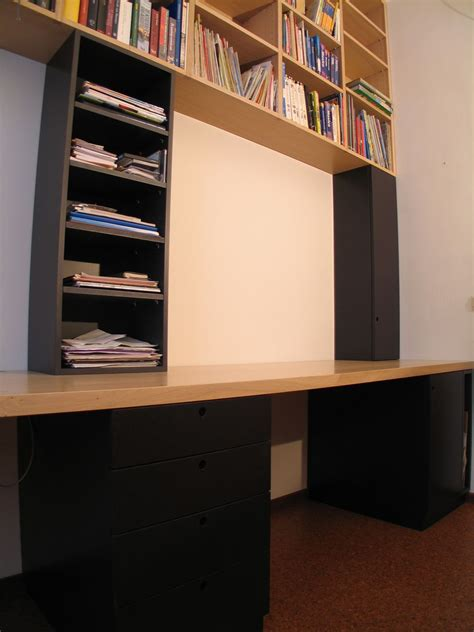 bookshelf with desk built in ikea bookcase desk ikea hack building a standing desk expedit