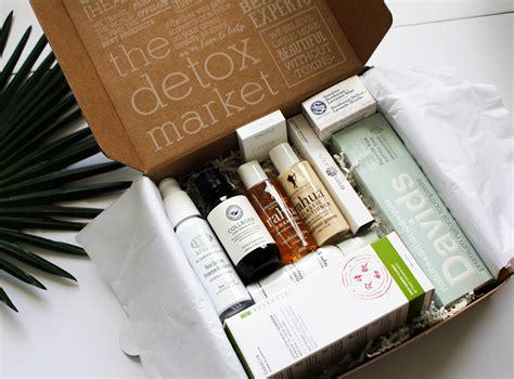 Detox Market Box by Plein Vanity The Detox Market S Best Of Green Box