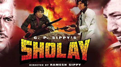 hindi film full movie sholay amitabh bachchan s sholay releases in pakistan the