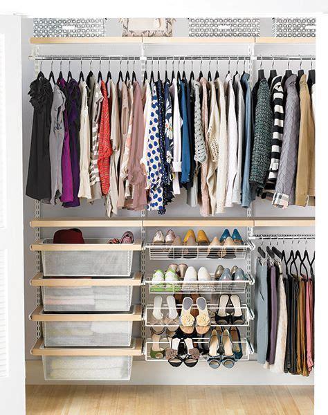 Solutions Closet Systems 25 Best Ideas About Elfa Closet On Ikea