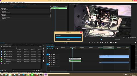tutorial adobe premiere pro cc 2014 adobe premiere pro cc 2014 tutorial part 13 nesting