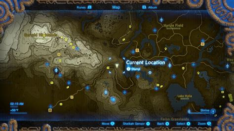 Legend Of The Breath Of The Map breath of the guide a test of will shrine quest walkthrough joloo nah shrine
