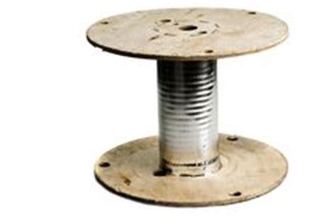 Bobine De Cable Vide by Enrouleur De C 226 Bles Vide Photo Stock Image 32507790