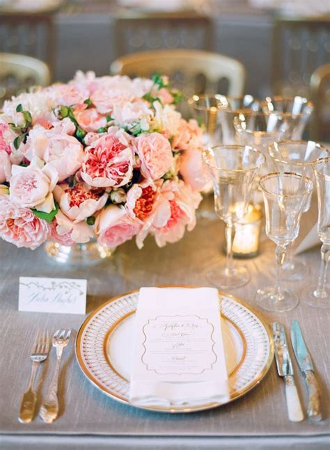 romantic table settings 92 best images about blush and pink wedding inspiration on