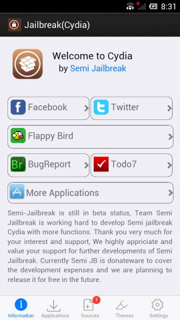 cydia for android apk cydia demo apk for android aptoide