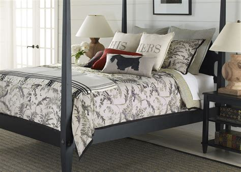 ethan allen bedroom furniture barrett poster bed ethan allen