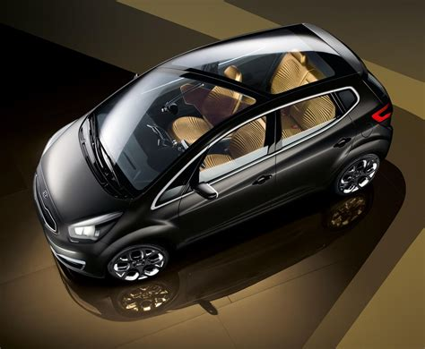 Glasdach Auto by It S A Magic Number For Kia The No 3 Concept Makes Its
