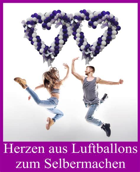 Hochzeitsdekoration Herz by Luftballons Hochzeit Herzen Zur Hochzeitsdeko
