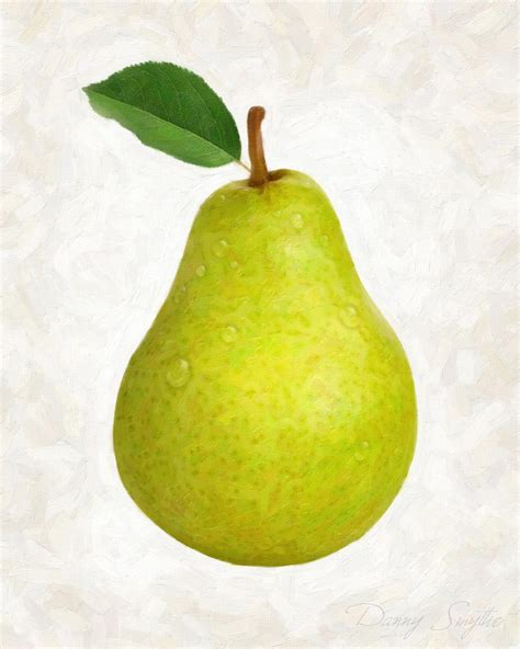 image gallery pear green