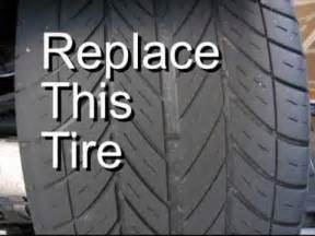 Tire Rot Tread Identify A Dangerous Tire 53 Seconds That Might Save A