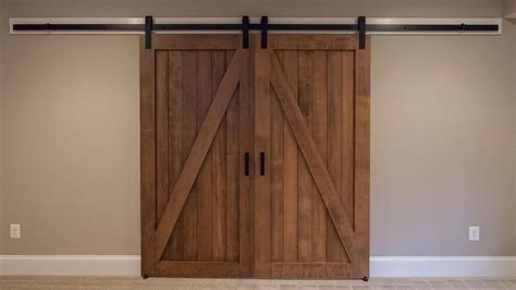 Barn Door Designs Pictures Reclaimed Custom Wood Doors Cochran S Lumber Antique Oak Pine And More