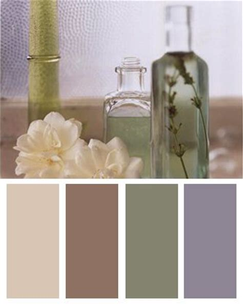 soothing colors  spa  zen inspired color palettes bandagedearcom blog spa colors