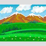 Cartoon Farm Scene | 1200 x 960 jpeg 304kB