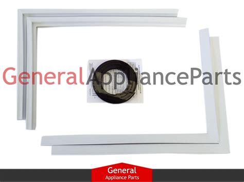 Kitchenaid Refrigerator Door Gasket Replacement by Universal Freezer Refrigerator Door Gasket Seal 2004