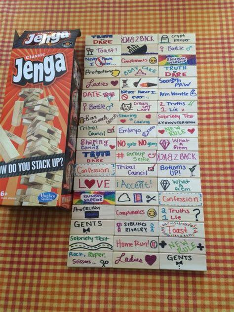 Or Jenga For Adults Made My Own Jenga Rishabh Jenga
