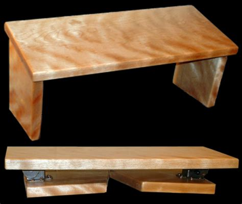 yoga bench celadon woodworking products