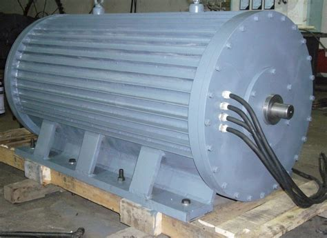 china 100kw 140rpm permanent magnet generator photos