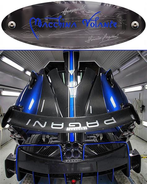 macchina volante special pagani huayra bc macchina volante delivered to