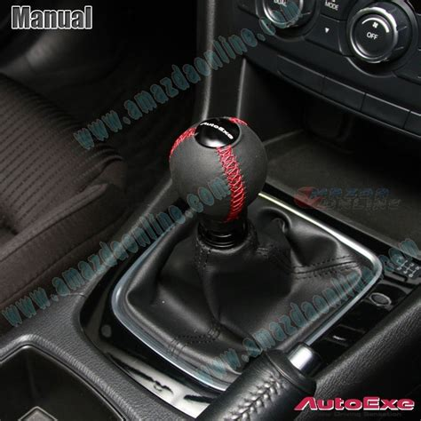 Autoexe Shift Knob by Autoexe Spherical Shift Knob For Specific Mazda Model A