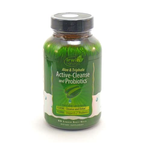 Ascended Health Active Detox Probiotic by Active Cleanse And Probiotics 60 Capsules